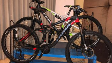 Trinx Brave Full Suspension Bikes
