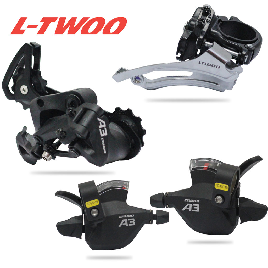 LTWOO A3 - 8 speed gear set