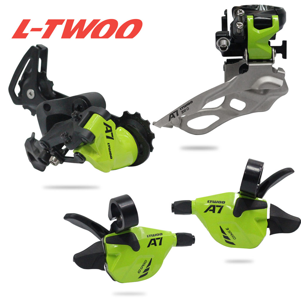 LTWOO A7 - 10 speed gear set