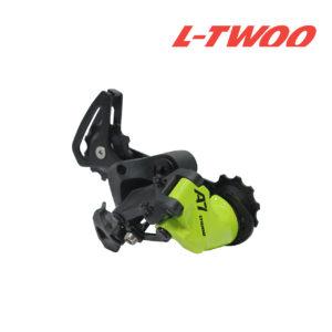 LTWOO A7 RD - green
