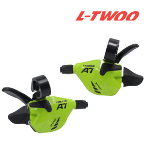 LTWOO A7 - 10 speed - green
