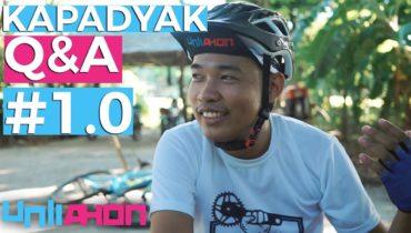 Quick Specs ng CX ko, Proper Hand Signals, Bakit UnliAhon ang Name ng Channel - Kapadyak Q&A #1.0