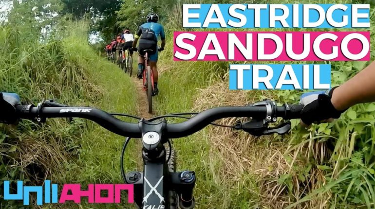First Time Mag-Trail sa Eastridge Kasama ang Team Sandugo